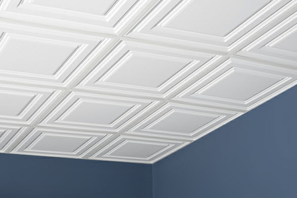 basement ceiling tiles features benefits